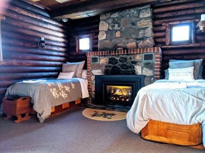 cabin twin bed